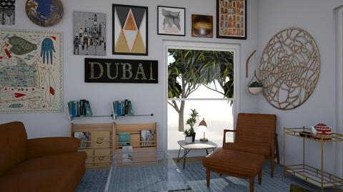 Simple Living Room - Living room - by mrsbadazz2016