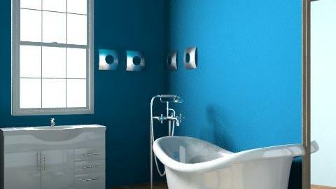 Bathoo - Eclectic - Bathroom  - by SariJo