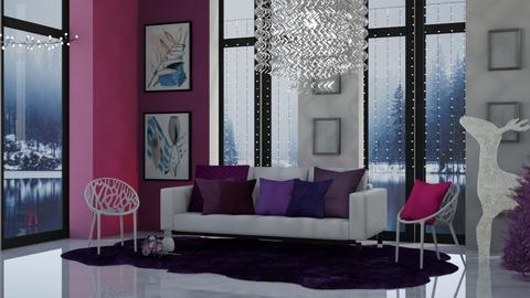 For elliers11 - Modern - Living room  - by KittyT6