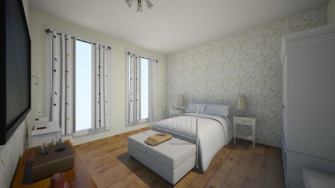 customer bedroom 1 - Bedroom - by vivian wong_172