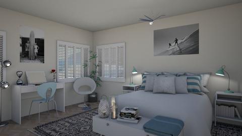 Surf C Bedroom - Bedroom - by JM Krab