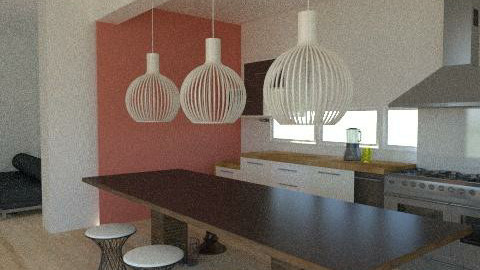 marea new  2011 pro - Eclectic - Kitchen  - by ARMIDA 1