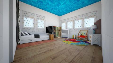Nada - Modern - Kids room  - by Nada Trputec_44
