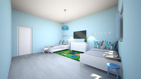 Bedroom idea - Modern - Kids room  - by Blessing Home Designer