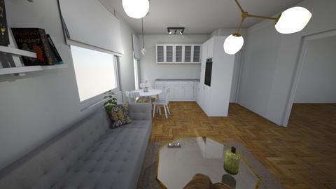 magdy1 - Living room  - by agasemrau