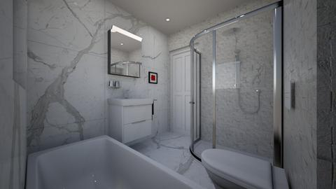 For Madmax85 - Eclectic - Bathroom  - by Madmax85