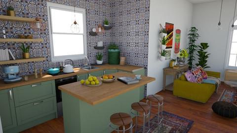 kitchen vintage - Vintage - Kitchen - by user_5188552