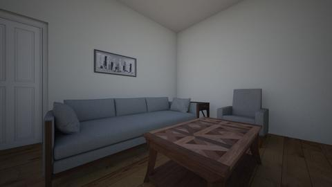 Finished John C - Living room  - by JohnChumlea
