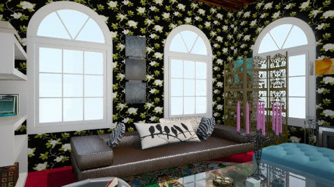 living room  - Vintage - Living room  - by Rosy Rdgz Avila