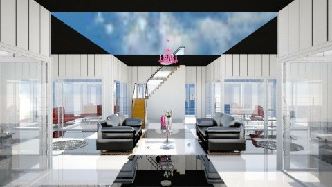 Glass Paradise - Modern - Office - by Rockeal Frazier