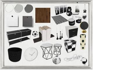 Black and White - by Nina Yaya and Coco