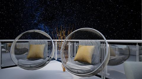 Floating - Bedroom  - by KittyT6