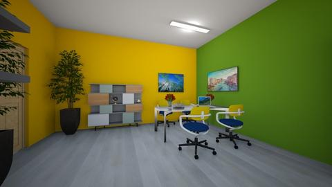 Studio 3 - Office  - by sara013
