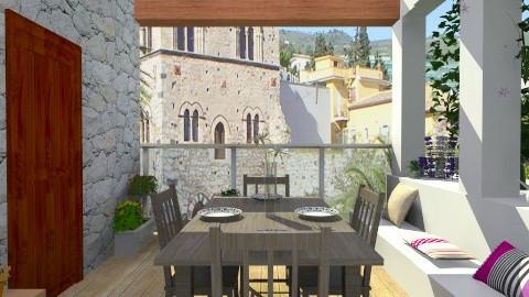 sicilia - Garden  - by sacikae