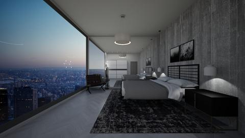 bedroom - Bedroom - by ak designs