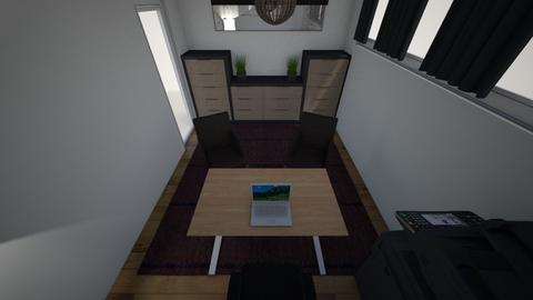 Office Room Oppgave - Office  - by pattern04