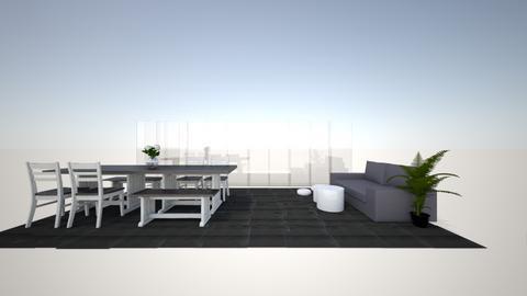 mama huis deel2 - Garden  - by filip van nijlen