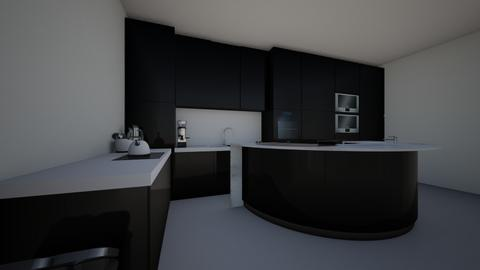 modern kitchen - Kitchen  - by aliyahhall