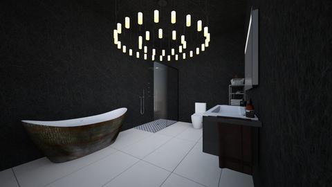 Bathroom 3 - Modern - Bathroom - by jasminecalloway