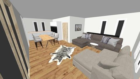 woonkamer - Living room  - by sophiervdz