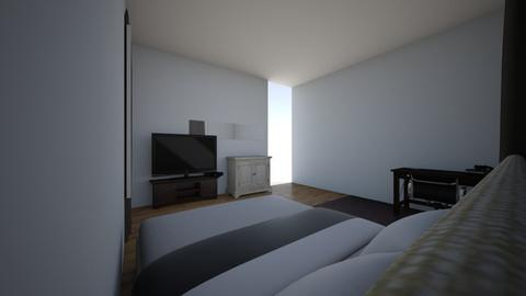 Luca bedroom - Bedroom  - by lucaash