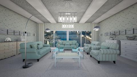 TMr - Modern - Living room - by Saj Trinaest