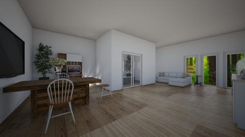 Japandi - Modern - Living room  - by Maria Rachel