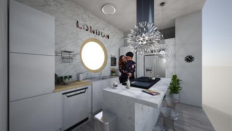 Kenzies Kitchen - Modern - Kitchen - by mraga62