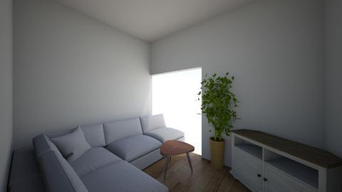 proper - Living room  - by maura_room