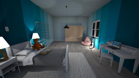 my dream room - Bedroom  - by 153178