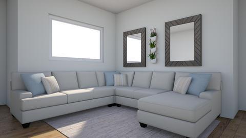 LS for Pamela - Living room  - by TheDutchDesigner