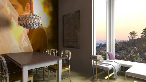 newlyweds - Living room - by Garota de Ipanema