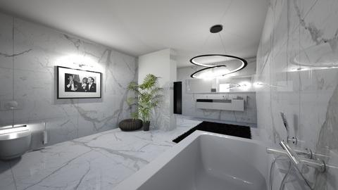minimalistic bathroom - Bathroom - by eriknochta