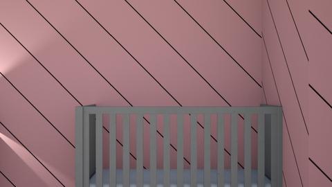 nursery  - Bedroom  - by samiflynn