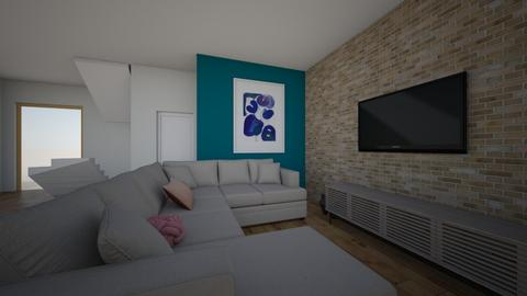 Valma Pastana - Minimal - Living room - by Pastana