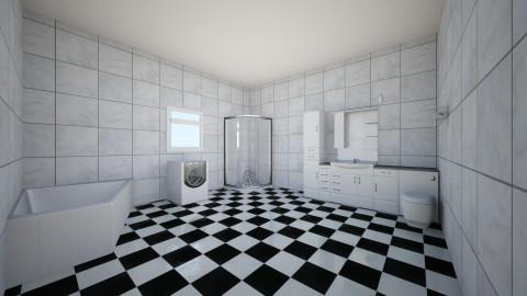 bathroom - Classic - Bathroom  - by Ionut Corbu