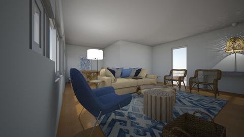 Aly MB LR rev1 - Living room  - by allykazoo