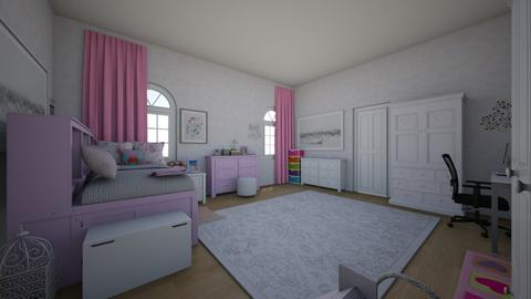 girls dream room - Kids room  - by fun creativity