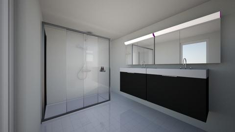 Bath1 - Modern - Bathroom  - by JeffWhitcomb0747