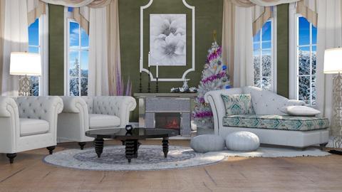 for 3 friends - Living room  - by snjeskasmjeska