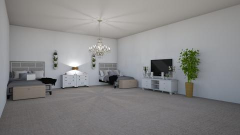 Sisters rooms  - Bedroom  - by notyou