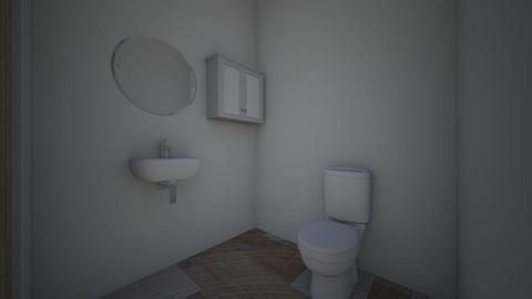 ICA_GSM_2_Bathroom - Modern - Bedroom  - by chiakin