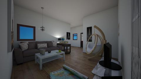 tr - Living room  - by DarkCrystal135