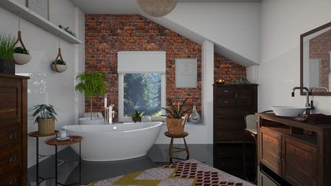 bathroom - by Lo89
