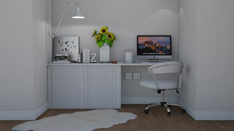 Home office nook - Office  - by Thrud45