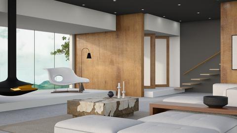 Last September - Living room  - by dominicjames