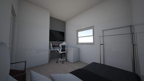 Mit Drommevaerelse  - Modern - Bedroom  - by Darth DicZZ