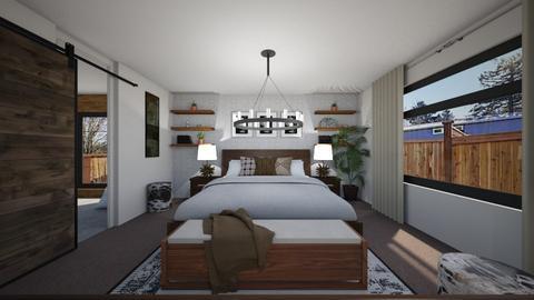 Jackson Master Bedroom 2 - Bedroom  - by louisdhe