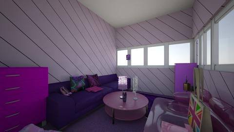 Pinkpurple - Modern - by Star kingdom of interior