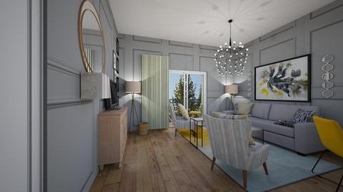 SHANNON APPT DEC 2019 - Modern - by Aurel Design Studio